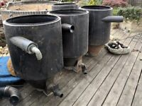 Pond Filters, Tanks & Pumps
