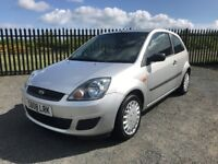 2008 08 FORD FIESTA 1.4 TDCi *DIESEL* - ONLY 3 FORMER KEEPERS - *MAY 2019 M.O.T* - GOOD EXAMPLE!!