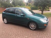 Ford Focus 2L Ghia for sale