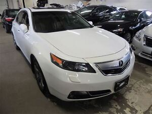 2014 Acura TL TECH PACK, NAVI, ALL WHEEL DRIVE, BACK UP CAMERA