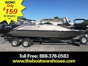 2017 Lowe Boats SD 224 Mercury 150HP 4S
