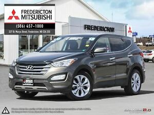 2013 Hyundai Santa Fe Sport 2.0T SE! AWD! HEATED LEATHER! SUNROO