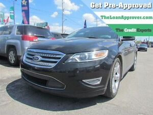 2011 Ford Taurus SHO * AWD * LEATHER * NAV * HTD/COOLED SEATS