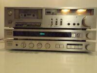 Vintage SONY amplifier TA-AX2 made in Japan (1981-1982)