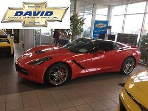 2017 Chevrolet Corvette 1LT STINGRAY **BRAND NEW***