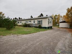 128 000$ - Maison mobile à vendre à Chicoutimi (Laterrière) Saguenay Saguenay-Lac-Saint-Jean image 2