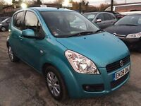 Suzuki Splash 1.2 DDiS 5dr£2,995 p/x welcome 1 YEAR FREE WARRANTY. NEW MOT