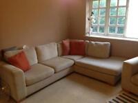John Lewis Felix Sofa + Armchair