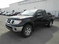 2010 Nissan Frontier Sv|4x4|Manual|KingCab