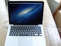 MacBook Pro Retina 13 2.5 8Gb Ram 128 GB SSD Latest OSX, Logic Pro X