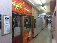 KIRKY ARCADE - SHOP UNITS FOR LEASE FROM £50 PER WEEK (NO RATES)
