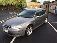 2005 Saab 9-3 estate 1.9 diesel 12 months mot/3months warranty