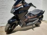 Honda forza 125cc **ONLY 5,000 MILES**65 REG**
