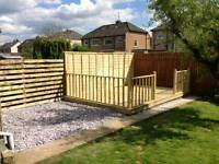 Fencing and decking 10% off till the end of april
