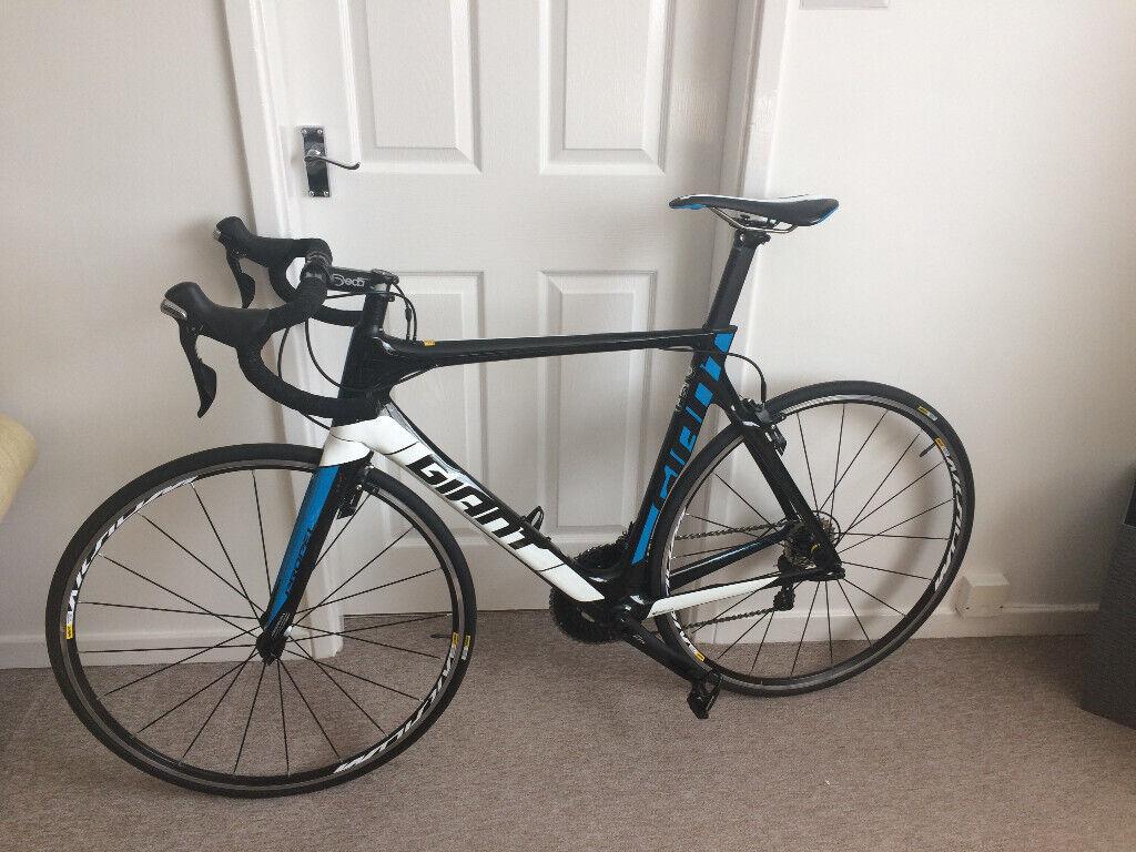 Giant race bike | in Beeston, Nottinghamshire | Gumtree