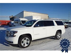 2016 Chevrolet Suburban LTZ 4x4 - 36,230 KMs, Backup Camera
