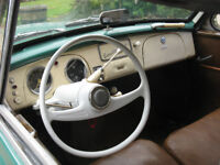Something Different Classic 1956 DKW F93