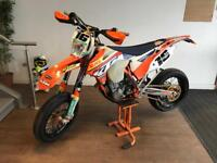 KTM Exc 450 2015 Factory Edition With Supermoto Trim