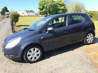 VAUXHALL CORSA EXCLUSIVE 2011 ***MOT APRIL 2018*** ONLY 56000 MILES***