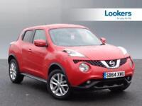 Nissan Juke ACENTA PREMIUM DIG-T (red) 2014-12-28