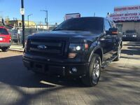 2014 Ford F-150 LEATHER LOADED APPLY NOW !!!!