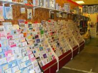 Greeting Cards & Sweets Business in Pool Market for Sale. Retirement Sale