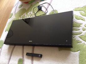Sony HT-XT1 2.1 Channel TV Base Speaker with Built-in Subwoofer Soundbar Soundbase Soundplate *Mint*