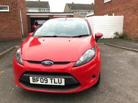 Ford Fiesta 1.2 style low mileage 5 door family car