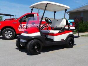 2014 Club Car Precedent Custom Golf Cart with Brand New Batterie