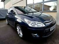 Citroen C4 VTR+, 1.6HDI, Low miles, EGS automatic (6speed) paddle shifts, Swap Px.