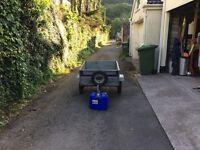 Small box trailer £100 ono
