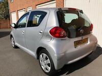 2007 57 Toyota Aygo 1.0 Petrol 50,000 Miles*Cat D Repaired*not 107 fiesta c1 Yaris