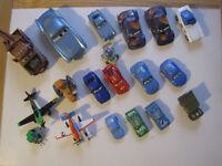 DISNEY PIXAR CARS BUNDLE ( 19 IN TOTAL )