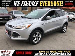 2014 Ford Escape SE| BACKUP CAM| HEATED SEATS| BLUETOOTH