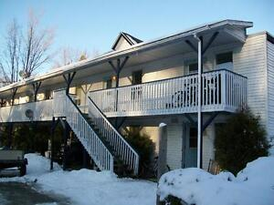 4½ Semi-Meublé Lennoxville 2 Bedrooms Semi-Furnished