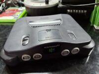 Nintendo N64 Console Core Unit Only