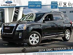 2014 GMC Terrain **SLE*AUTOMATIQUE*CAMERA*CRUISE*A/C**