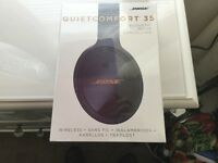 BOSE QUITE COMFORT 35 HEADPHONES BRAND NEW £200