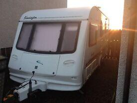 EDDLIS kensington 524 immaculate modern caravan 4 berth