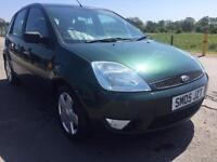 SALE! Bargain trade in to clear, Ford Fiesta, long MOT ready to go