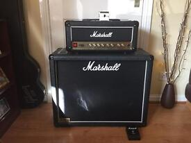 Marshall DSL 15H All Valve Head and Marshall 1936 150 Watt 2 x 12 Cab