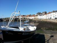 COTTAGE HOLIDAY FLAT (THE FIFIE), ACCOMMODATION, APARTMENT in ST MONANS, FIFE, SCOTLAND