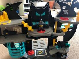 Imaginex batcave