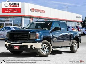 2012 GMC Sierra 1500 SL One Owner, No Accidents