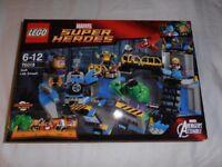 LEGO Avengers: Hulk Lab Smash