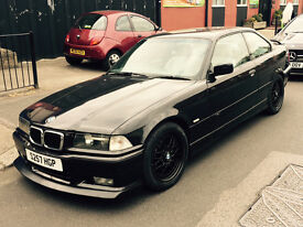 BMW E36 328i Sport COUPE **HIGH SPEC **LOW MILEAGE** FSH READ SPEC E30 E39