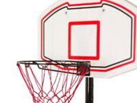 Basketball net and stand