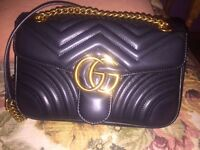 Gucci Marmont matelasse bag brand new