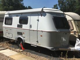 Eriba Troll 540GT - Excellent condition with many extras.