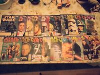 STAR WARS - official Magazines